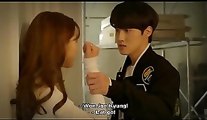 Korean Girl Pulls A Boy In A Room be advisable for Sex (Korean Movie Scene) part 2 the boy wants some