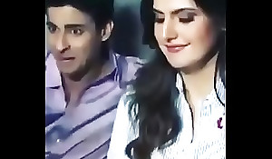 indian bollywood actress zareen khan authoritative sex screwed motion picture