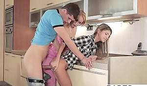 Babes - step dam lessons - kristof cale and gin...