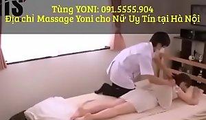 Massage yoni tại Hà Nội cho nữ