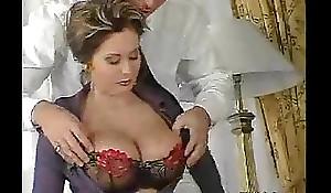Brobdingnagian chest penman