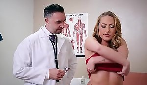 Brazzers - Doctor Adventures - The Placebo instalment working capital Carter Cruise together with Keiran Lee