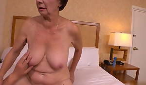 The impel of my granny fetish 038