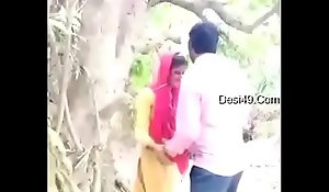 village mom lady-love at outdoor