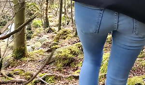 My Stepsister On A Walk Wanted Prevalent Pee