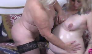 LACEYSTARR - Pregnant Pleasure