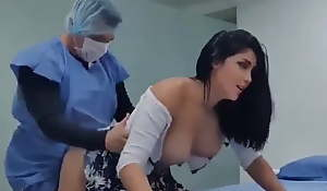 Doctor Fucks Patient As A Allocation