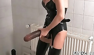 Female dom humping makes each lovestick as a wariness large and hard