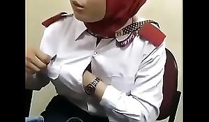 VIRAL pramugari indonesia buka baju