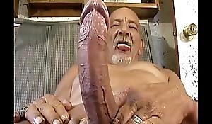 Old panhandler - hot